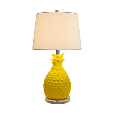 PineappleResin table lamp GT-20009